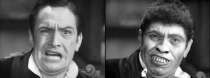 Jekyll & Hyde transformation