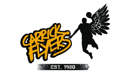Carrick Flyers Badge