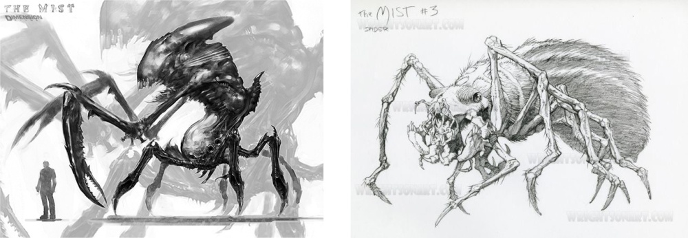 The Mist Concepts